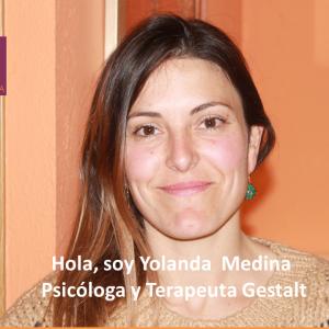 Hola, os presento a Yolanda !