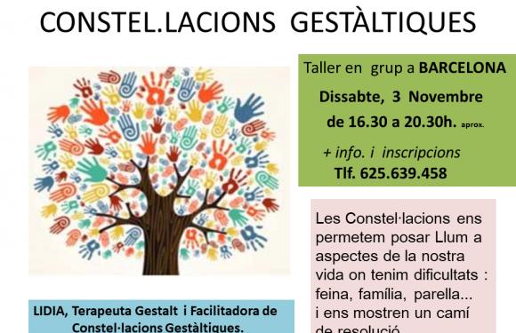 Taller Constelaciones Gestálticas