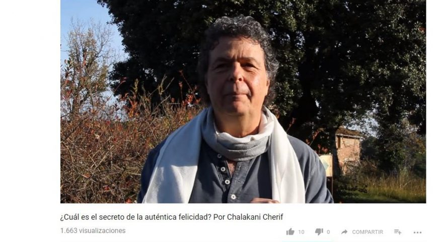 Cherif Chalakani parla del secret de l'autèntica felicitat