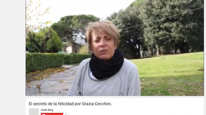 El secret de l'autèntica felicitat per Grazia Cecchini