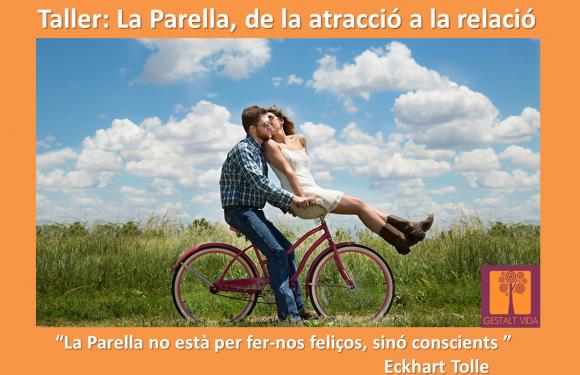 Taller:  La Parella,  de l'atracció a la relació.