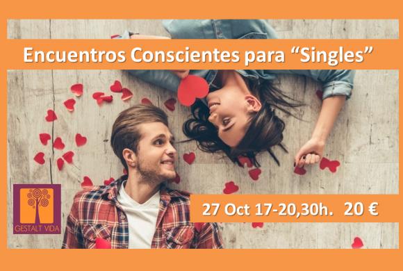 """Encuentros conscientes para """"singles"""""""