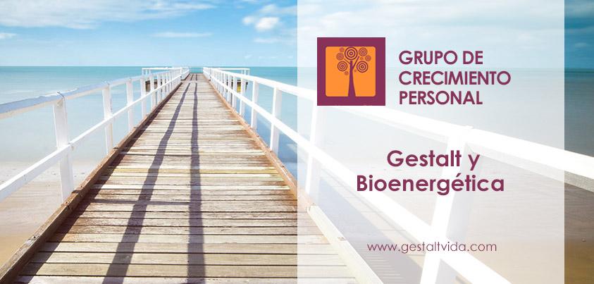 Grup de Creixement Personal en Gestalt i Bioenergètica